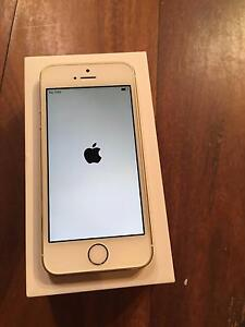 APPLE IPHONE 5S 32GB GOLD UNLOCKED IN EXCELLENT CONDITION Carlton Melbourne City Preview