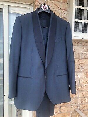 Dolce & Gabbana 3 pieces Tuxedo Navy Blue (Dolce & Gabbana Tuxedo)