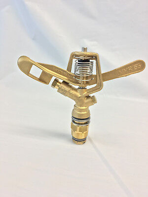 Vyr35 Vyrsa 34 Full Circle Brass Impact Sprinkler