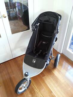 Valco Baby Runabout Tri-Mode Pram with toddler seat Hagley Meander Valley Preview