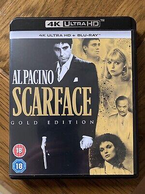 Scarface (35th Anniversary Edition) (4K Ultra HD + Blu-ray) [UHD] Like New