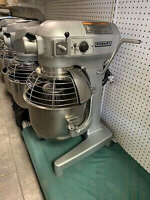 Hobart 20 Qt Dough Bakery Mixer With Whip