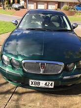 2004 Rover 75 Sedan Golden Grove Tea Tree Gully Area Preview