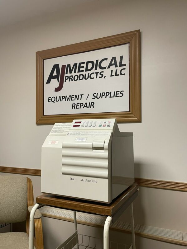 Midmark M9  Automatic Sterilizer