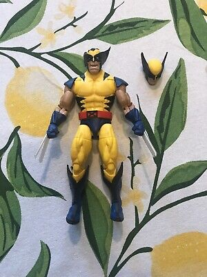 Marvel Legends Wolverine Loose Figure From X-men The Love Triangle 3 Pack Xmen