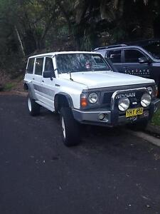 1989 Nissan Patrol GQ Avalon Pittwater Area Preview
