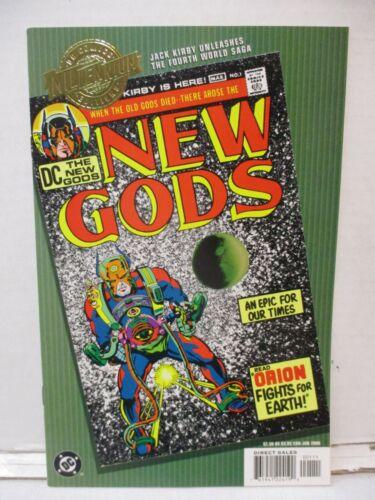 New Gods #1 Millennium Edition – DC Comics 2000