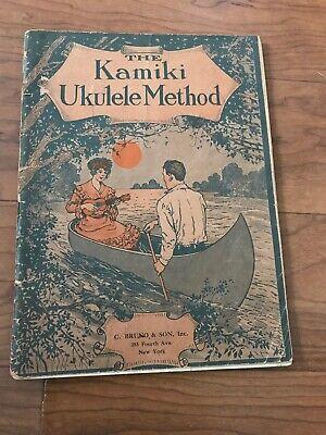 THE KAMIKI UKULELE METHOD