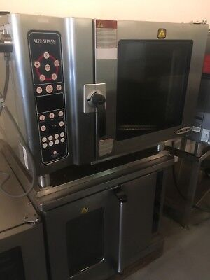 Alto-shaam 7.14es Combitherm Double Stack Oven 2010