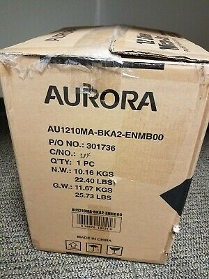 New Aurora Au1210ma Professional Grade 12 Sheet Microcut Paper Shredder