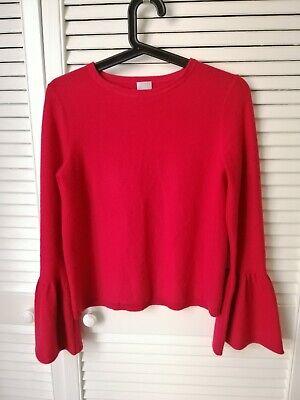 Iris & Ink Cashmere Sweater S