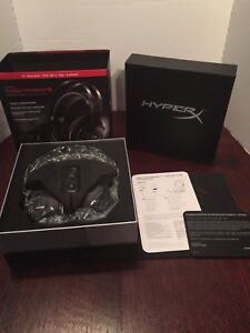 HyperX Cloud Revolver S gaming headset. Dolby Surround 7.1