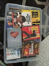 Box of 99 Original DVD Titles - In Excellent Condition Point Cook Wyndham Area Preview