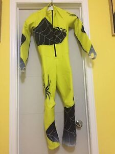 Spyder Racing suit padded         Adult S