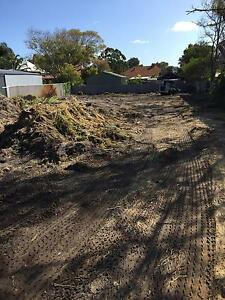 BOBCAT AND TRUCK EARTHWORKS Caversham Swan Area Preview