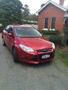 2012 Ford Focus Hatchback Narrogin Narrogin Area Preview