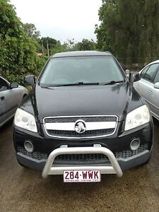 Holden captiva 2007 Willawong Brisbane South West Preview