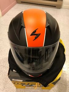 Casque de moto Scorpion EXO-R410 Large