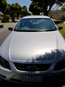 Ford Falcon 2007 lpg only Abbotsford Yarra Area Preview