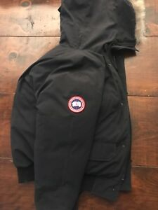 S/P Canadian Goose Jacket/ Dark Navy Blue