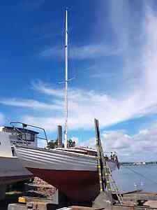 Yacht Folk Boat 26ft Stockton Newcastle Area Preview