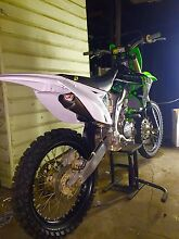 2012 Kawasaki kx250f New Farm Brisbane North East Preview
