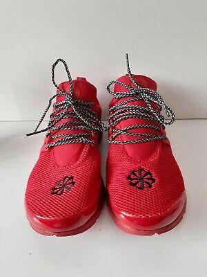 Nike Presto NikeID Size UK 10 Red