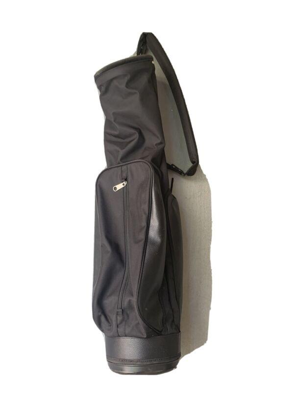 Jones Sports Golf Bag: Players Series - BLACK
