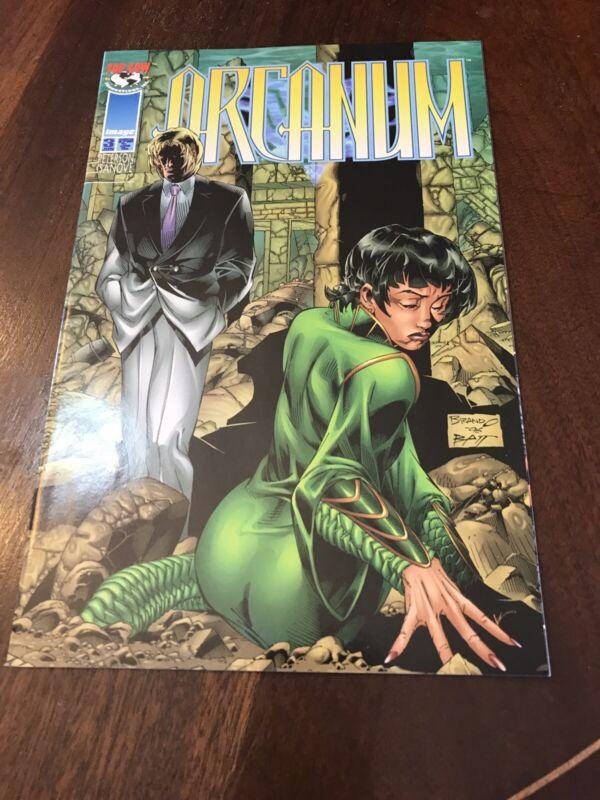 Arcanum 3 Comic