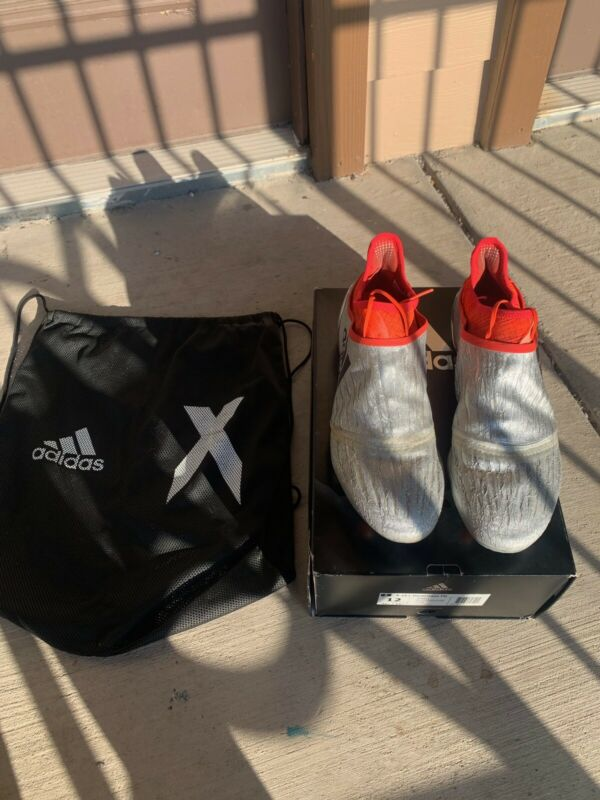 adidas x 16 purechaos fg sz 12, With Box And extras