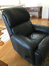 Leather Recliner High Quality Manning South Perth Area Preview