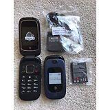 ZTE Z222 Unlocked AT&T Flip Phone (Works Worldwide)
