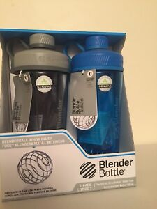 BRAND New 2 Pack Blender Bottle
