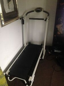 Exercise Manual Treadmill