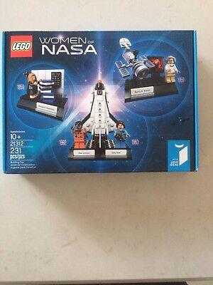 LEGO Ideas Women of NASA (21312)   Free Shipping!!!!!!!!!!!!!!