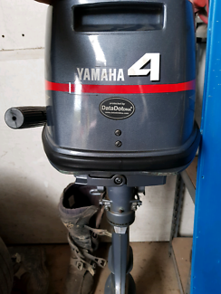 Yamaha 4hp outboard