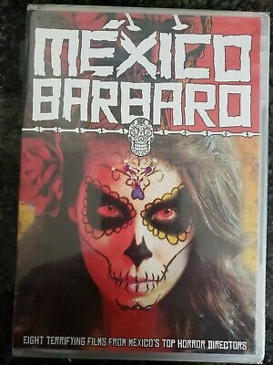 Halloween Music From Horror Movies (Mexico Barbaro DVD 8 Terrifying Films From Mexico's Top Directors - Brand New)