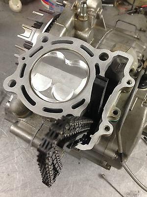 Kawasaki KX 250F Engine Rebuild Service KX250F Motor Experienced - Parts & Labor