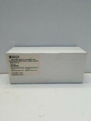 Brady Tls2200 Y60150 Handimark Class 2 Battery Quick Charger