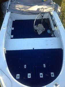 stacer nomad 14ft Morisset Lake Macquarie Area Preview