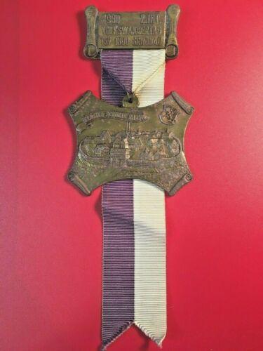 German Medal, Schonau Abbey around 1540, Schonau, Germany