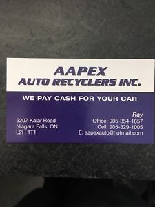 CASH FOR YOUR CAR!!!