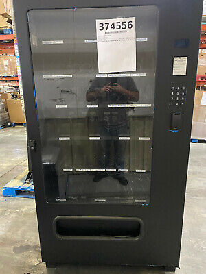 Ivm Vending Machine Selling The Lot Of 4