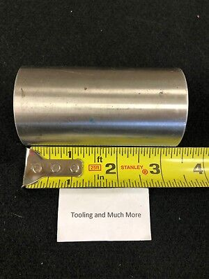 3.00 Round 304 Stainless Rodbar 3.00 Long  Lathe Or Milling Stock
