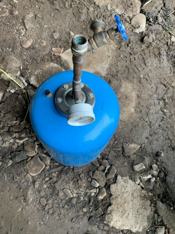Shallow Well Water Tank Only