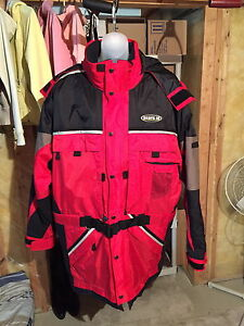 XL MENS NORTH 49 ARTIC TRAIL SNOWMOBILE JACKET