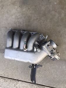 2006-2008 Acura TSX intake manifold and throttle body