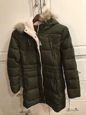 Women's Ralph Lauren Polo Winter Parka Winter Jacket - NWT Size Extra Small XS
