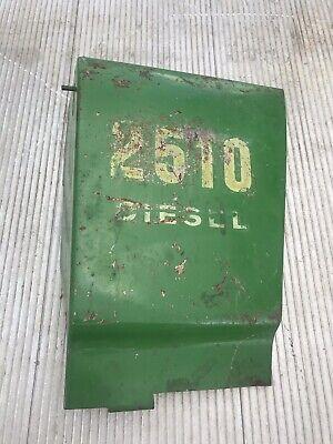 John Deere 2510 Rear Rh Engine Side Panel. Rare