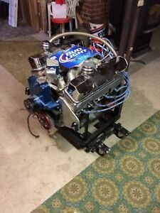 383 STROKER RACE ENGINE